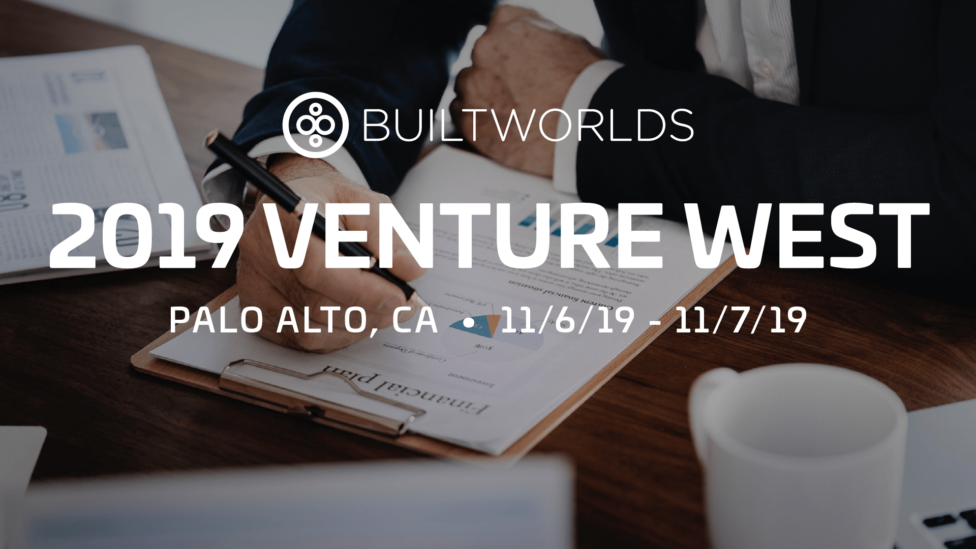 BuiltWorlds 2019 Venture West
