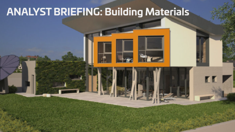 Analyst Briefing-Building Materials-01