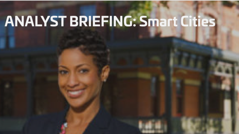 Analyst Briefing Smart Cities