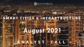 2021 Smart Cities & Infrastructure Analyst Call August-01